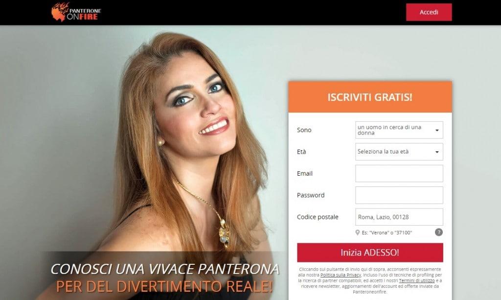 panteroneonfire home page